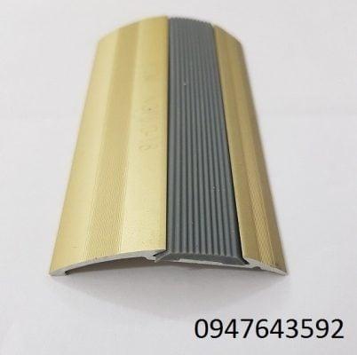 nẹp chênh cốt NOP8.0, nẹp nối sàn, nẹp ngăn phòng ,nẹp chống trơn