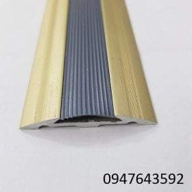 nẹp chống trơn NCP8.0,nẹp ngăn cách phòng,nẹp mặt bằng