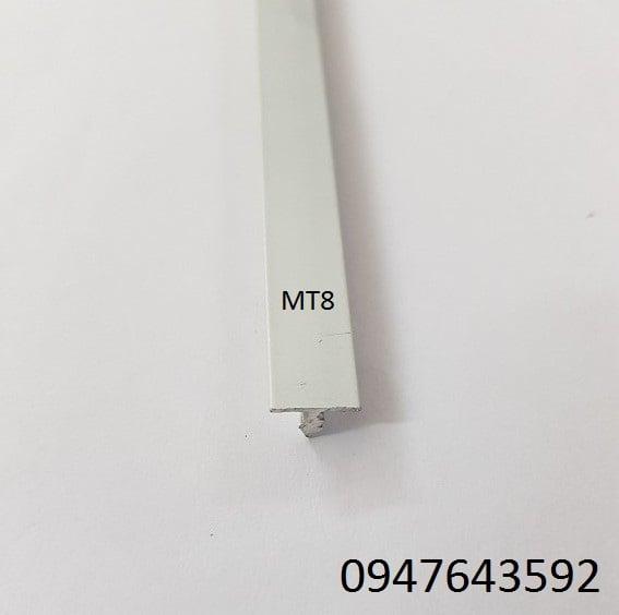 Nẹp chữ T 8mm